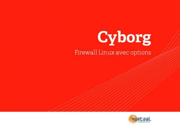 sécurité informatique cyborg
